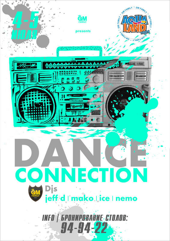 dance connection ava